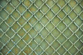 Free Old Metal Grill Fence Stock Images - 19980044