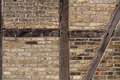 Free Old Brick Wall Royalty Free Stock Photo - 19981415