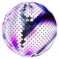Free Scaled Ball Royalty Free Stock Photography - 19988347