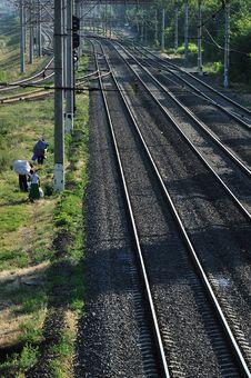 Free Rails And Gypsies Stock Photo - 19980410