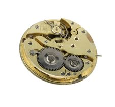 Free Worn Clockwork Mechanism Royalty Free Stock Images - 19980809