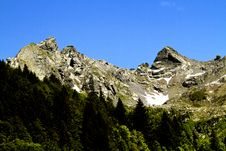 Free Mountains Royalty Free Stock Images - 19981069