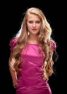 Free Young Woman Royalty Free Stock Photography - 19981457