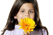 Free Flower Girl Stock Photos - 19984193