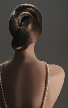 Free Beads Royalty Free Stock Photo - 19984855