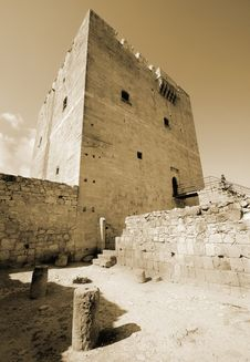 Free Kolossi Castle, Cyprus Stock Image - 19985081