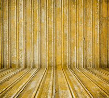 Free Wooden Planks Interior Royalty Free Stock Photos - 19985728