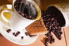 Free A Cup Of Coffee Stock Image - 19985731