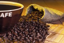 Free A Cup Of Coffee Stock Photo - 19985920