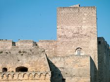 Free Old Castle In Italy Stock Photography - 19986312