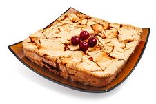 Free Cherry Pie Royalty Free Stock Images - 19986879