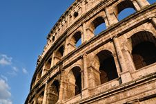 Free Roman Arena Royalty Free Stock Images - 19986919