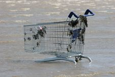 Free Abandoned Trolly Royalty Free Stock Images - 19987089