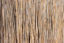 Free Reed Umbrella Stock Photography - 19987772
