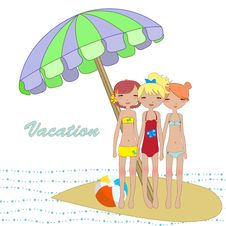 Free Summer Background Stock Photography - 19987792