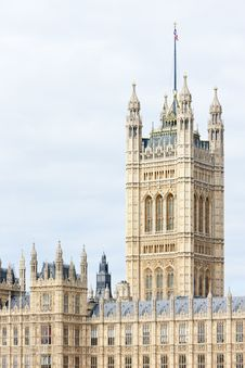 Free Houses Of Parliament Stock Photos - 19989893