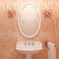 Free Modern Bathroom Interior. Royalty Free Stock Photos - 19994768