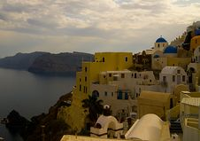 Free Santorini. Greece. Stock Photography - 19991022