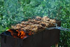Free Barbecue Stock Photo - 19991040
