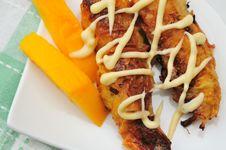 Free Closeup Of Vegetarian Snack Stock Photos - 19991943