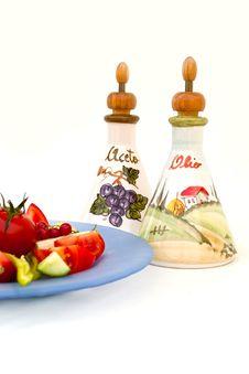 Free Salad S Raw Materials Still Life Stock Images - 19992344
