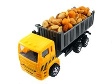 Free Nut Assortment On A Lorry Stock Photo - 19992570