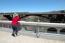 Free Crooked River Canyon & Bridges, Eastern Oregon. Stock Photography - 19992842
