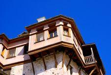 Free Monastery Xenofontos On Mount Atho Stock Photos - 19994263