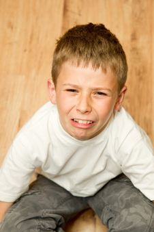 Free Crying Boy Royalty Free Stock Photography - 19994397