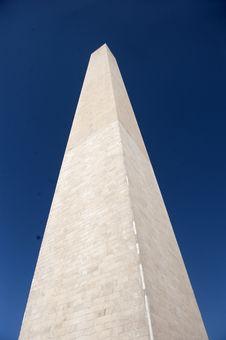 Free Washington Monument Stock Photography - 19995852