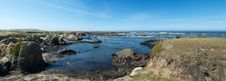Free Glass Beach Panorama Royalty Free Stock Image - 19995896