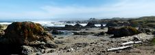 Free Glass Beach Panorama Royalty Free Stock Photography - 19995907