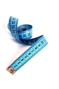 Free Tape Measure Royalty Free Stock Photography - 19996557