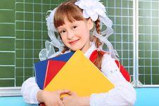 Free Smart Girl Stock Image - 19996921