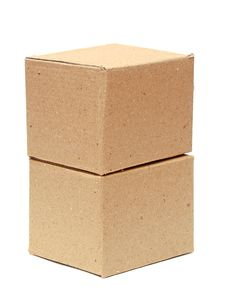 Free Cardboard Boxes Stock Photography - 19997612