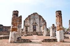 Free Antique Pagoda Royalty Free Stock Photo - 19997945