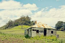 Free Old Cabin Royalty Free Stock Photo - 19998835