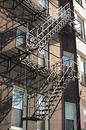 Free Fire Escapes Stock Photography - 21092