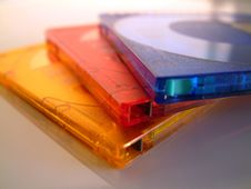 Free Minidiscs Stock Photos - 20003