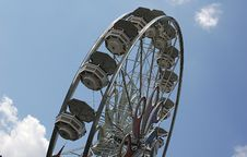 Free Ferris Wheel 3 Royalty Free Stock Image - 20926