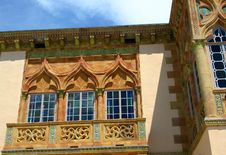 Free Venetian Gothic Windows Stock Photography - 21702