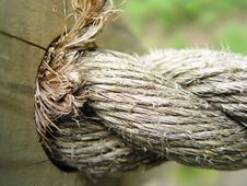 Free Rope Fence Stock Images - 23164