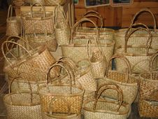 Free Plaited Bags Stock Photos - 24223