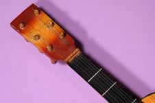 Free Ukulele Handle Stock Photo - 24450