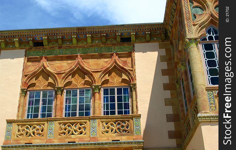 Venetian Gothic Windows