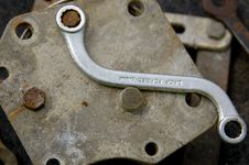 Free S Wrench Stock Images - 200034