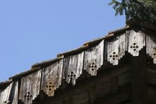 Free Slated Roof Royalty Free Stock Images - 200329