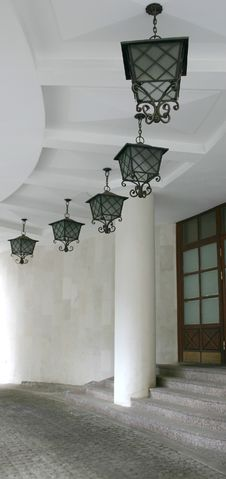 Free Lanterns Stock Image - 200381