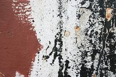 Free Peeling Paint 1 Royalty Free Stock Photography - 202697