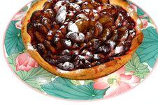 Free Plum Cake Stock Image - 205451